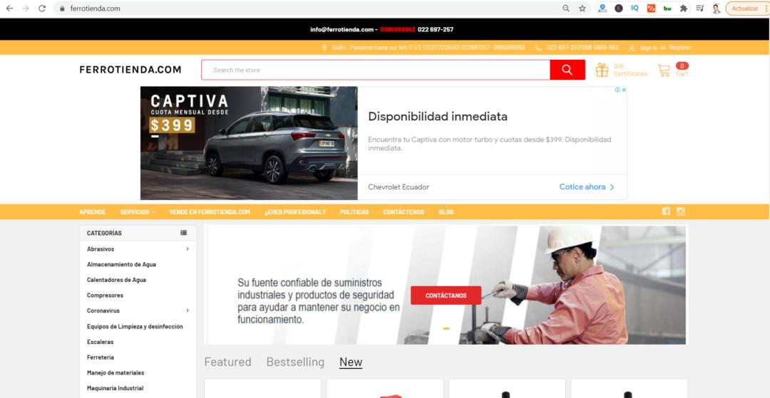 Ferrotienda.com